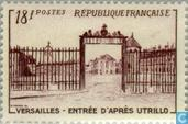 Completion Versailles castle restoration