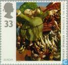 Briefmarken - Großbritannien [GBR] - Europa – Zeitgenössische Kunst
