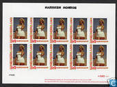 Timbres-poste - Pays-Bas [NLD] - Marylin Monroe