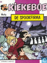 Comic Books - Jo and Co - De spookfirma