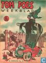 Bandes dessinées - Bas en van der Pluim - 1948/49 nummer 22