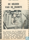 Bandes dessinées - Robbedoes (tijdschrift) - De helden van de ruimte 3