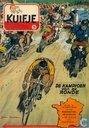 Bandes dessinées - Kuifje (magazine) - de kampioen van de ronde