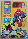 Jeux de société - Superhelden Bordspel Boek - Groot Superhelden Bordspel Boek