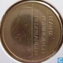 Monnaies - Pays-Bas - Pays Bas 5 florins 1989