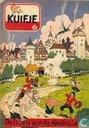 Comic Books - Kuifje (magazine) - het paleis van de koningin