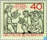 Postage Stamps - Germany, Federal Republic [DEU] - Thomas Aquinas (1225-1274)