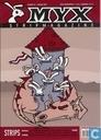 Strips - Myx Stripmagazine (tijdschrift) - Myx stripmagazine 40
