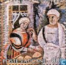 Postage Stamps - Vatican City - Caritas Internationalis
