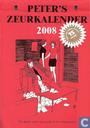 Strips - Peter's zeurkalender - Peter's zeurkalender 2008