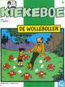 Comic Books - Jo and Co - De wollebollen