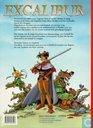 Strips - Excalibur [Hübsch] - De woede van Merlijn