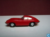 Modelauto's  - Wiking - Jaguar E-type