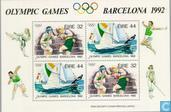 Postage Stamps - Ireland - Olympic Games
