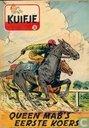 Strips - Kuifje (tijdschrift) - Queen mab eerste koers