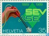 Ver. electrotechnici 100 jaar