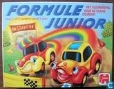 Formule Junior - Kleurenspel voor de kleine coureur