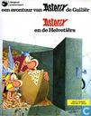 Bandes dessinées - Astérix - Asterix en de Helvetiërs