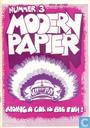 Comic Books - Modern Papier (tijdschrift) - Modern Papier 3