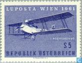 Postzegels - Oostenrijk [AUT] - LuPosta Wien