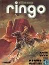 Bandes dessinées - Ringo [Vance] - Goud voor Santa Fe