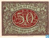 Bankbiljetten - Schneverdingen - Sparkasse - Schneverdingen 50 Pfennig