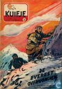 Comic Books - Kuifje (magazine) - de everest overwonnen