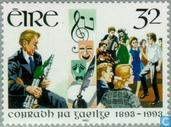 Postage Stamps - Ireland - Gaelic League 100 years