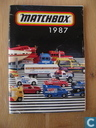 Divers - Lesney - Matchbox katalogus 1987