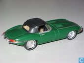 Voitures miniatures - Matchbox - Jaguar E-type