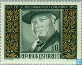 Briefmarken - Österreich [AUT] - Fritz Herzmanovsky Orlando 100 Jahre