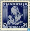 Timbres-poste - Autriche [AUT] - Fête des mères