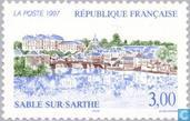 Timbres-poste - France [FRA] - Sablé-sur-Sarthe