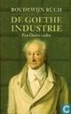 Books - Büch, Boudewijn - De Goethe-industrie