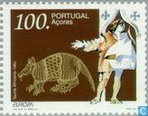 Postage Stamps - Azores - Europe – Great discoveries