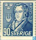 Postzegels - Zweden [SWE] - Erik Gustaf Geijer