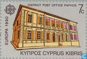 Postage Stamps - Cyprus [CYP] - Europe – Post offices