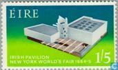 Postage Stamps - Ireland - -New York World Fair