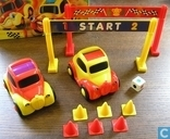 Spellen - Formule - Formule Junior - Kleurenspel voor de kleine coureur