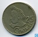 Munten - Guatemala - Guatemala 25 centavos 1975