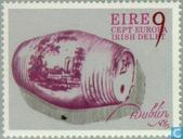 Postage Stamps - Ireland - Europe – Handicrafts