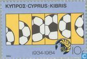 Postage Stamps - Cyprus [CYP] - 50 years of Football Association