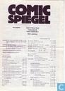 Bandes dessinées - Comic Spiegel (tijdschrift) (Duits) - Comic Spiegel 8