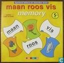 Board games - Memo (memory) - Maan Roos Vis Memory
