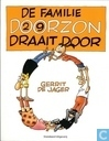 Strips - Familie Doorzon, De - De familie Doorzon draait door