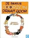 Bandes dessinées - Familie Doorzon, De - De familie Doorzon draait door