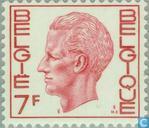 Postzegels - België [BEL] - Koning Boudewijn (Elström)