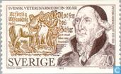 200 ans Suédois Médecine vétérinaire