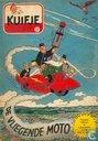 Bandes dessinées - Kuifje (magazine) - de vliegende moto