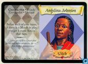 Cartes à collectionner - Harry Potter 5) Chamber of Secrets - Angelina Johnson